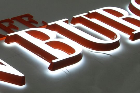 LED切り文字